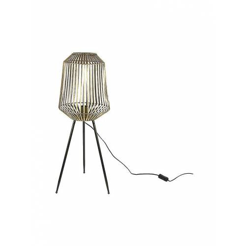 COUNTRYFIELD Tischlampe Tammo S 80cm Messing gold   783630