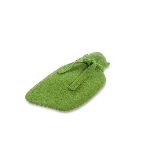 """STEINER 1888 Wärmeflasche """"Alina"""" 2l apfel grün   ALINA"""