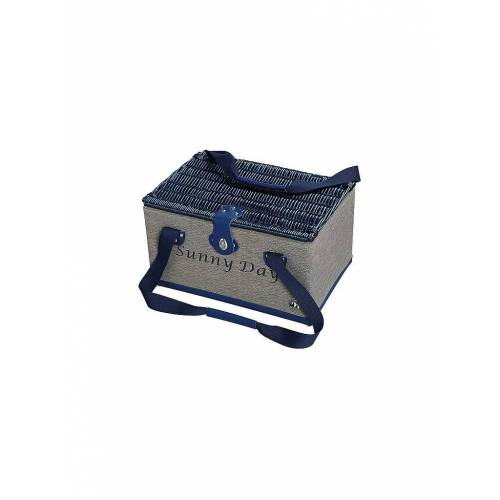 CILIO Picknickkorb TENNO blau