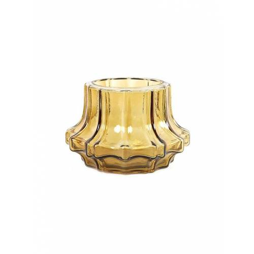 COUNTRYFIELD Vase Lora L  rot