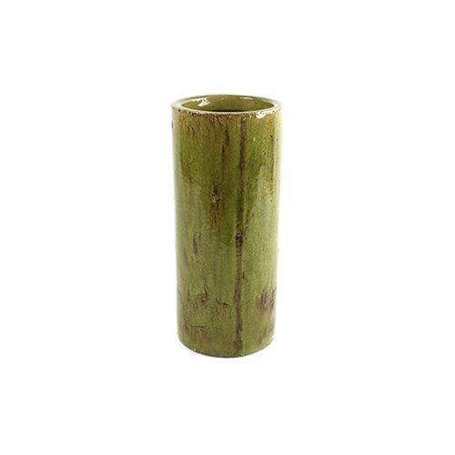COUNTRYFIELD Vase Lesley M  grün