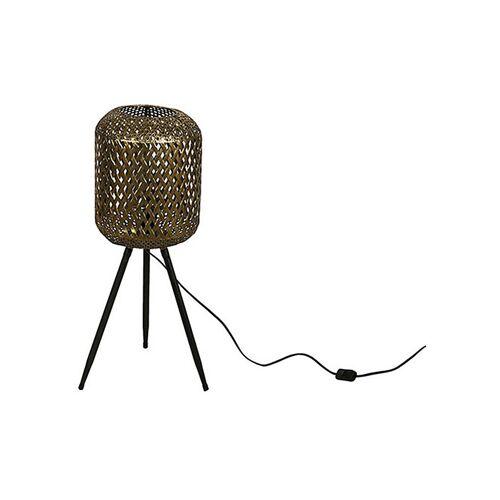 COUNTRYFIELD Tischlampe Pirmin S 66,5cm braun