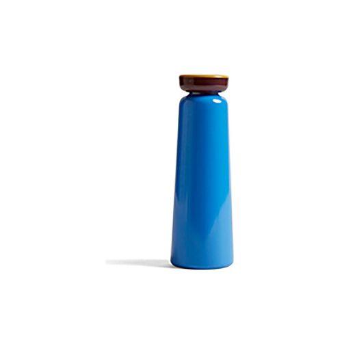 HAY Isolierflasche  blau