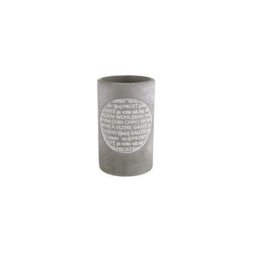 RAEDER Flaschenkühler 21,5cm grau