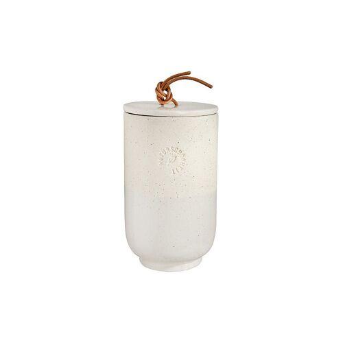 RAEDER Aufbewahrungsdose Wattepads 9,5x16,5cm weiß