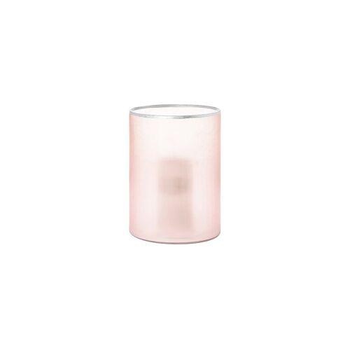 RIVERDALE Windlicht Blair 26cm rosa
