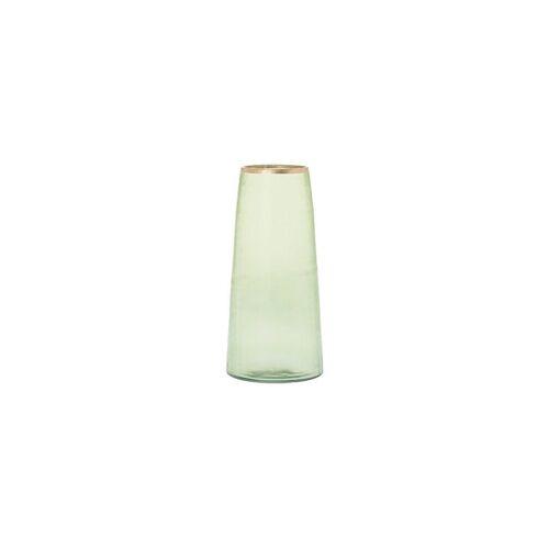 RIVERDALE Vase Blair 32cm grün