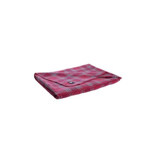 STEINER 1888 Wolldecke Agnes 150x190cm pink