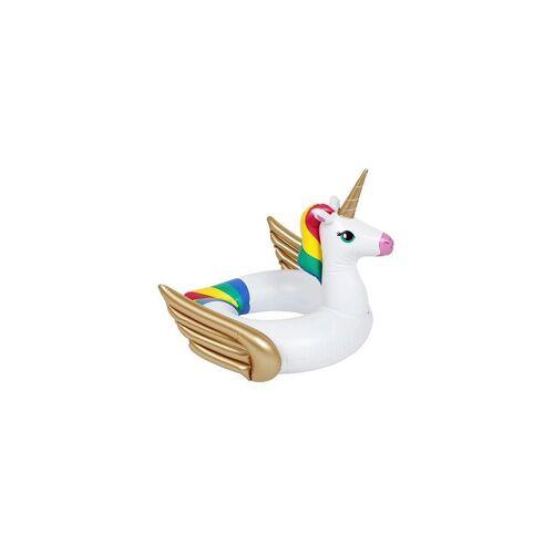 SUNNYLIFE Schwimmring - Kiddy Float Unicorn bunt