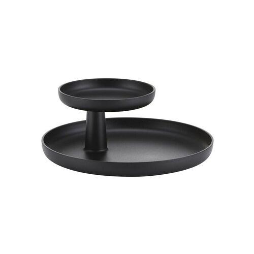 VITRA Etagere Rotary Tray (Schwarz) schwarz