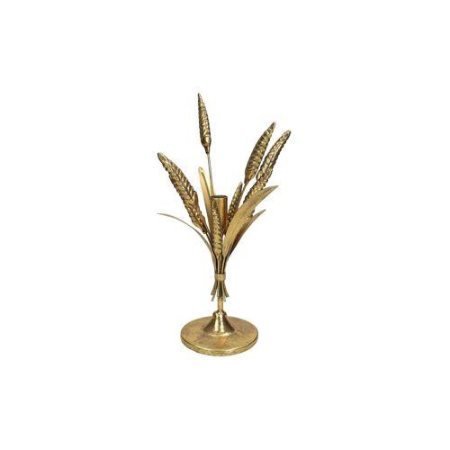 KERSTEN Kerzenhalter 34,5cm gold   XET-5750