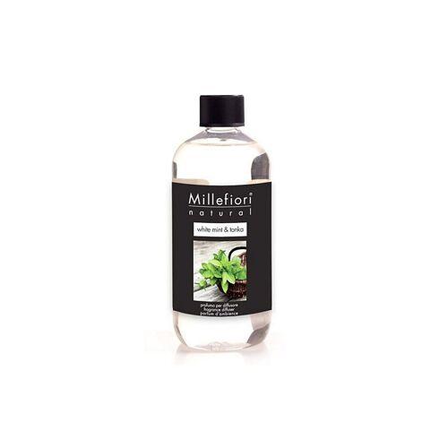 "MILLEFIORI Raumduft - Nachfüllung ""Natural - White Mint Tonka"" 250ml   NATURAL"