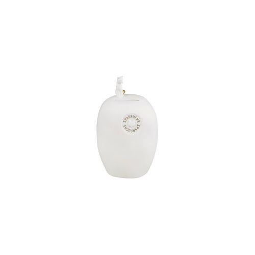RAEDER Schottersteine Sparfuchs 12cm weiß   14295