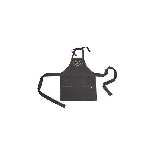 RAEDER Schürze Hüftgold 78x66cm grau   14819