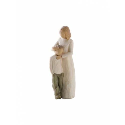 WILLOW TREE Figur - Mutter & Sohn 21cm 26102   26102