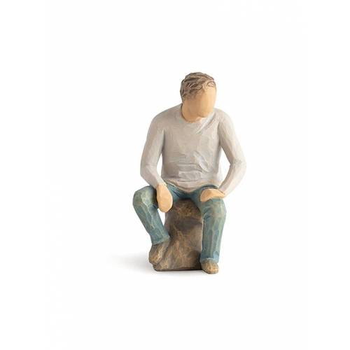 WILLOW TREE Figurine My Guy 15,5cm 28042   Damen   28042