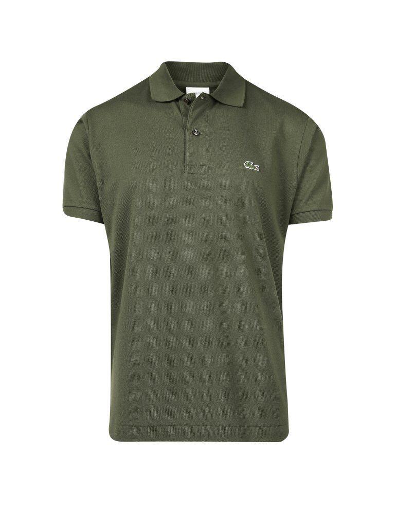 LACOSTE Poloshirt olive   Herren   Größe: S   L1212