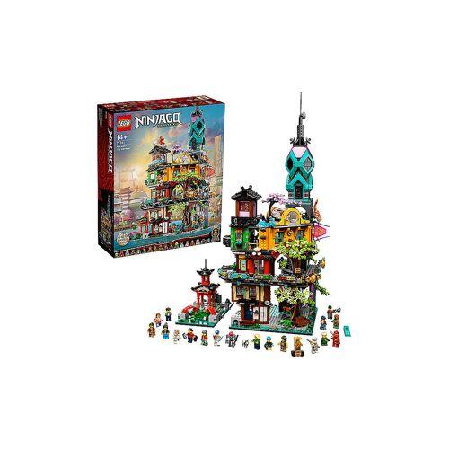 Lego Ninjago - Die Gärten von Ninjago 71741