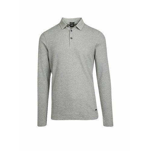 Boss CASUAL Poloshirt Slim-Fit Prix grau   M