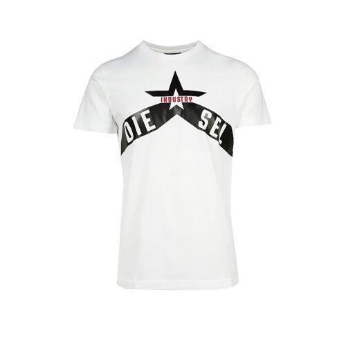 Diesel T-Shirt weiß   M