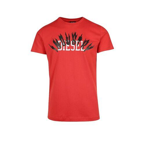 Diesel T-Shirt rot   L