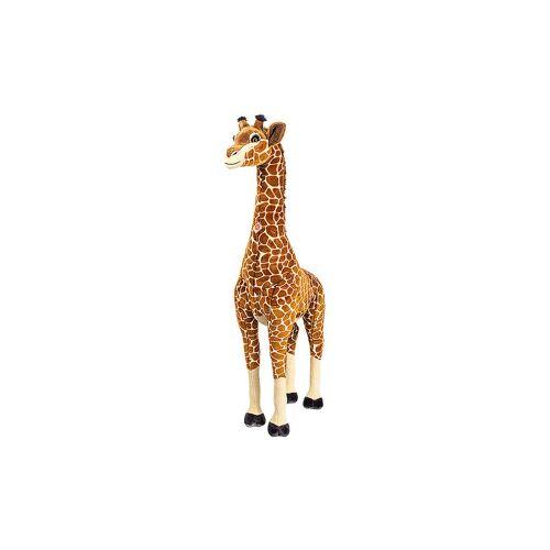 HERMANN TEDDY Plüschtier - Giraffe stehend 130cm