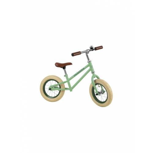 HUDORA Laufrad Retro Boy grün
