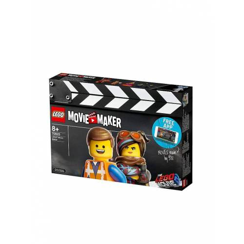 Lego The Lego Movie 2 -  Lego Movie Maker 70820