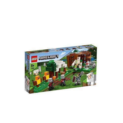 Lego Minecraft - Der Plünderer-Außenposten 21159