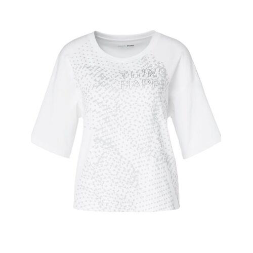 Marc CAIN T-Shirt silber   42