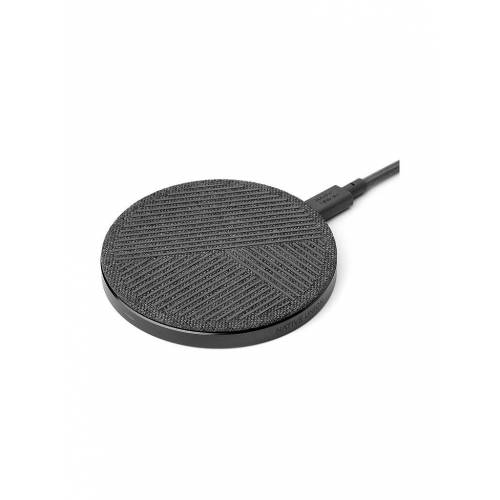 NATIVE UNION Ladestation - Drop Wireless Charger (Rose) grau