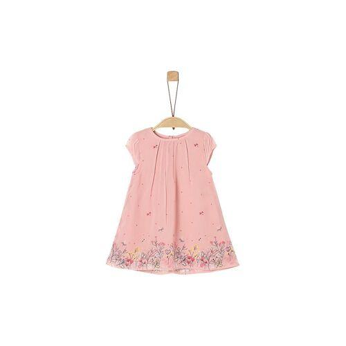 S.OLIVER Mädchen Babykleid rosa   92