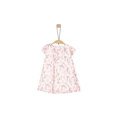S.OLIVER Mädchen Babykleid rosa   74