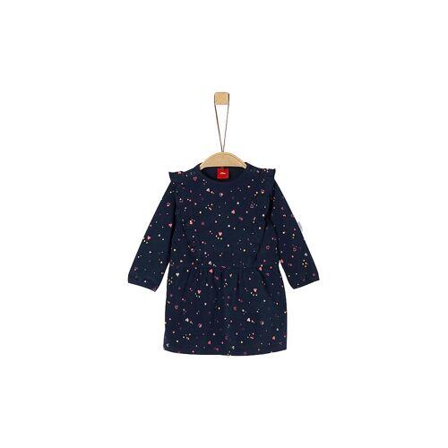 S.OLIVER Babykleidchen blau   80