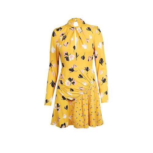 SELF-PORTRAIT Kleid gelb   34