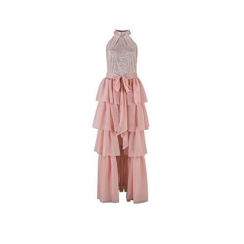 SWING Abendkleid  rosa   32