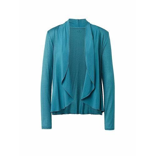 TOM TAILOR Shirtjacke blau   S