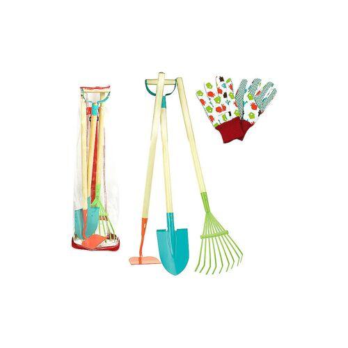 VILAC Großes Kinder Gartenwerkzeugset