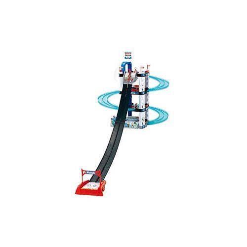 Bosch Parkgarage mit 4 Ebenen und Rampe