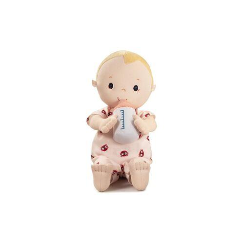 LILLIPUTIENS Puppe Lou  - Stoffpuppe mit Zubehör