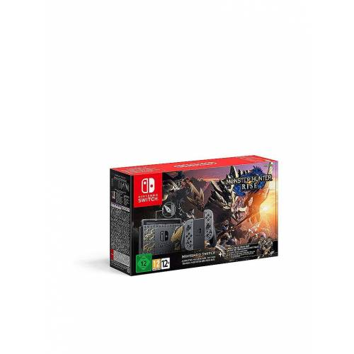 Nintendo SWITCH Pro Controller MONSTER HUNTER RISE-Edition