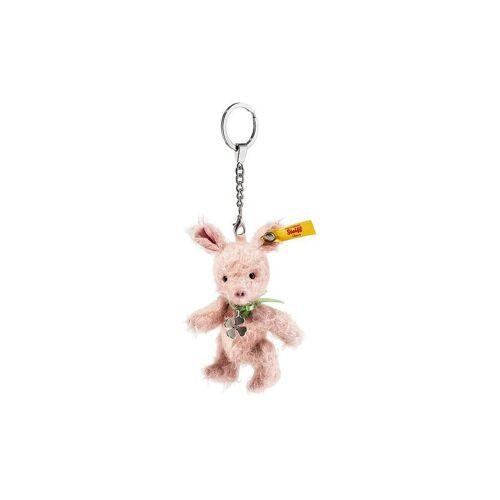 STEIFF Anhänger Tiny Schwein 10cm (Mohair) rosa