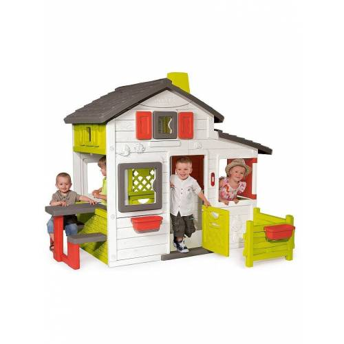 SMOBY Spielhaus Friends House