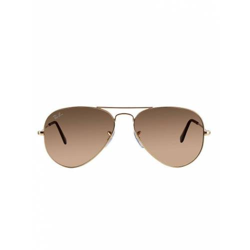 RAY BAN Sonnenbrille Aviator 55 gold