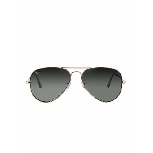 RAY BAN Sonnenbrille Aviator 58 gold