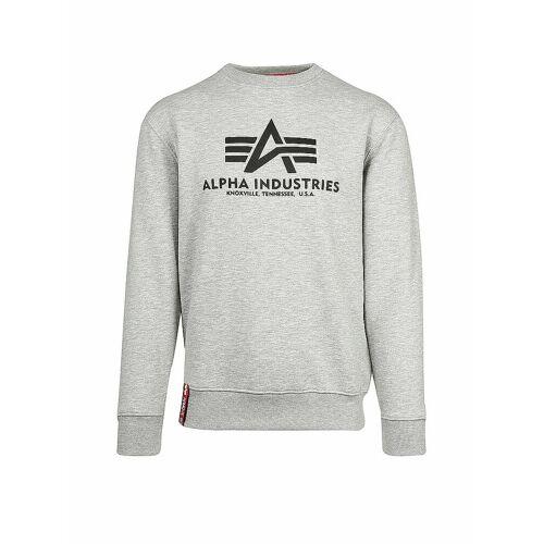 Alpha INDUSTRIES Sweater  grau   XL