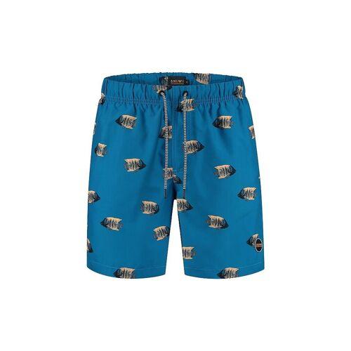 SHIWI Badeshorts blau   XXL