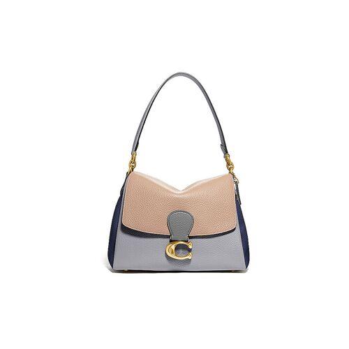 COACH Ledertasche - Hobo Bag May blau   Damen   4613