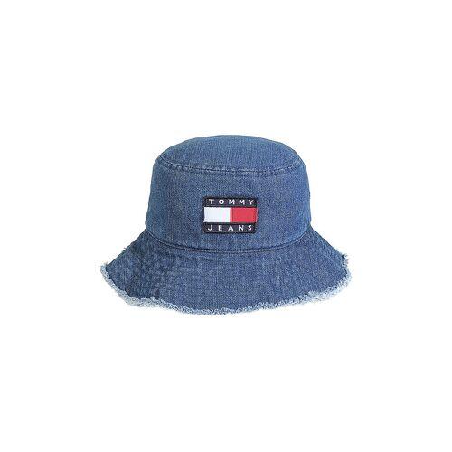 TOMMY JEANS Jeanshut - Bucket blau   Damen   AW0AW10184