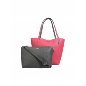 Guess Wende-Shopper Alby pink